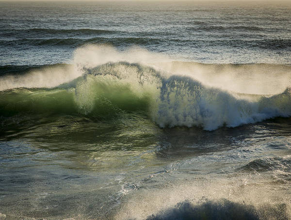 Photograph - Inside The Break by Robert Potts