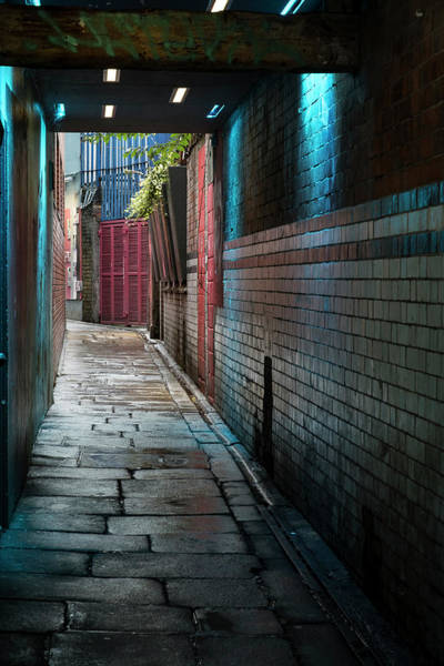 Blues Alley Photograph - Come On Down by Nicole Robinson