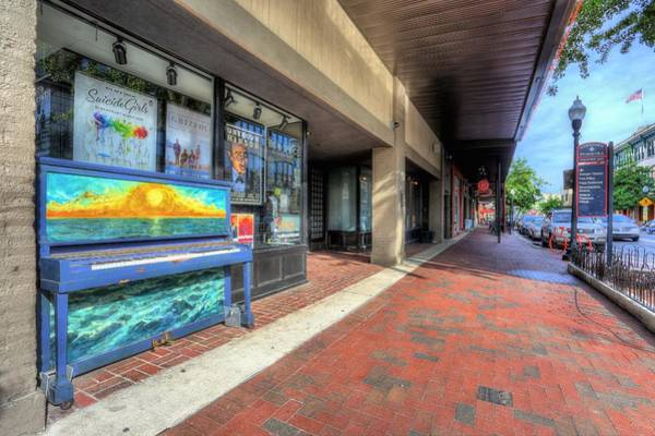 Wall Art - Photograph - Come Play On Palafox by JC Findley