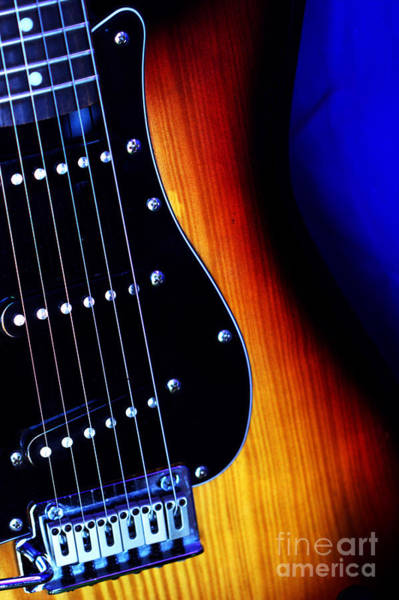 Fret Board Photograph - Come Play With Me  by Baggieoldboy