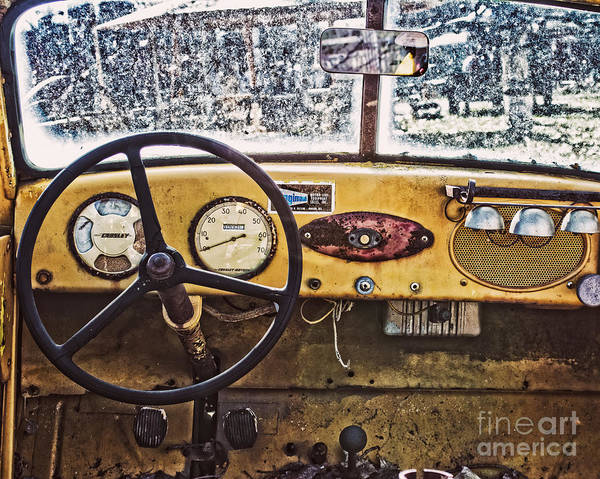 Pedal Car Wall Art - Photograph - Come Ride With Me by Emily Kay