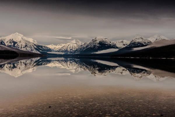 Glacier National Park Photograph - Lake Mcdonald Glacier National Park by Greg Wyatt