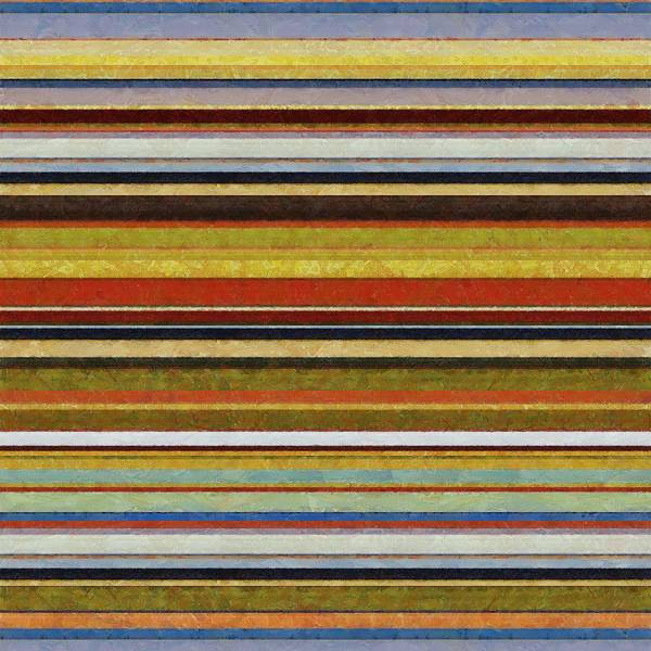 Digital Art - Comfortable Stripes Vl by Michelle Calkins