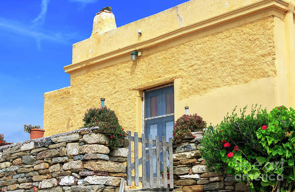 Photograph - Coming Home On The Island Of Delos by John Rizzuto