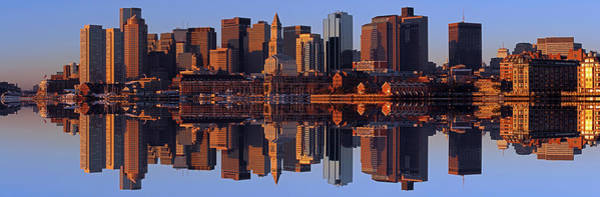 Photograph - Coming Home To Boston by Juergen Roth