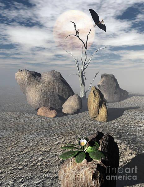 Strange Land Wall Art - Digital Art - Coming Of Age by Richard Rizzo