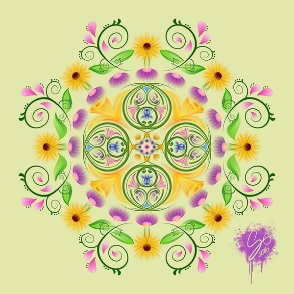 Digital Art - Coming Of Spring by Lisa Schwaberow