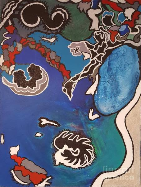 Painting - Coming Soon 2 by Victoria Bosman