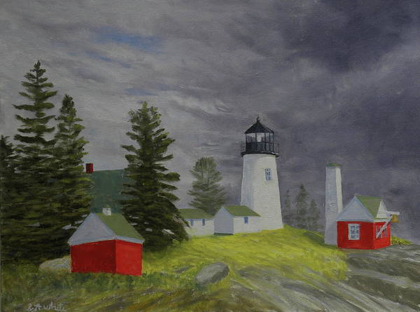 Painting - Coming Storm by Scott W White