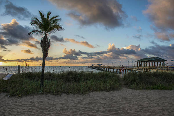 Anglin Wall Art - Photograph - Commercial Sunrise by Kevin Ruck