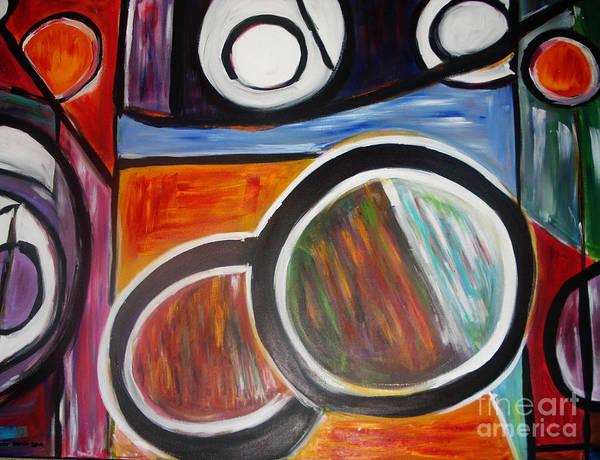 Painting - Commitment by Yael VanGruber