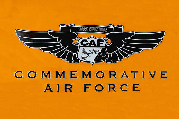 Superfortress Photograph - Commorative Air Force by Linda Unger