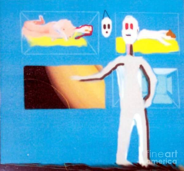 Digital Art - Communion by Stanley Morganstein