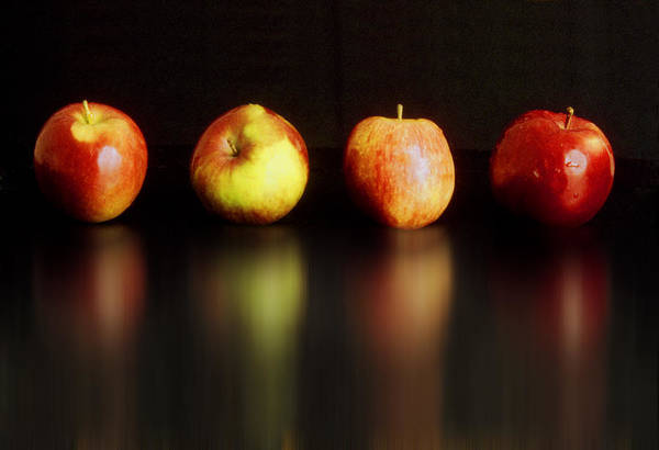 Photograph - Compared To Oranges by Paul Wear