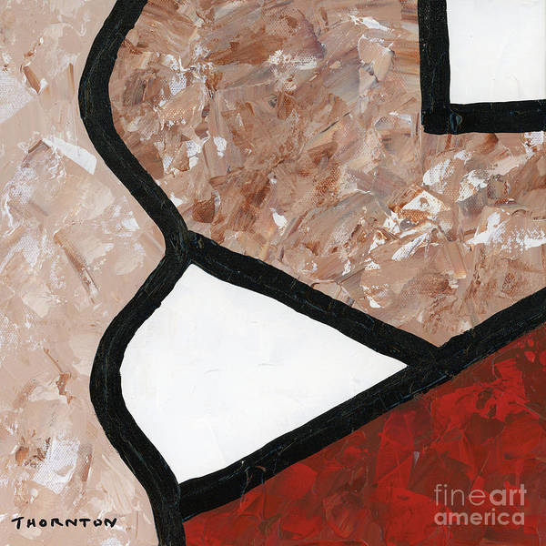Painting - Compartments 4 by Diane Thornton