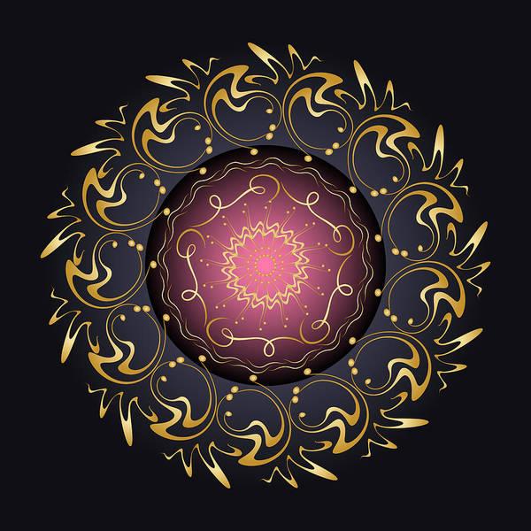 Digital Art - Complexical No 2227 by Alan Bennington