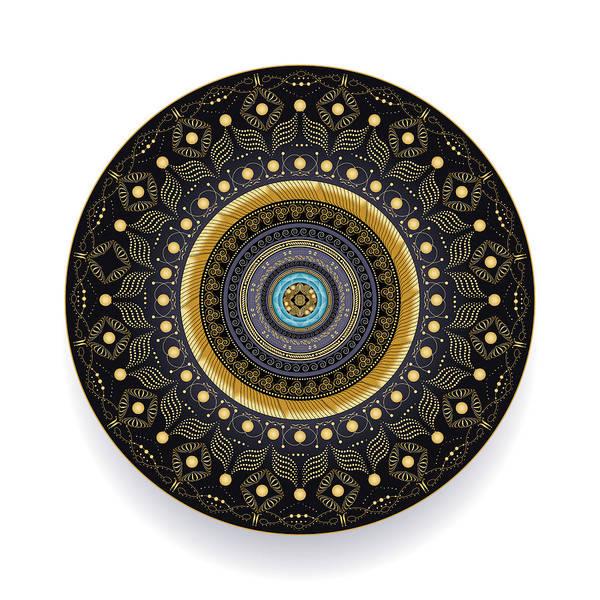 Digital Art - Complexical No 2239 by Alan Bennington