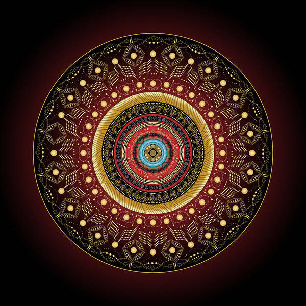 Digital Art - Complexical No 2241 by Alan Bennington