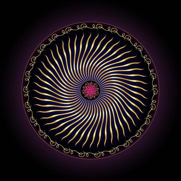 Digital Art - Complexical No 2250 by Alan Bennington