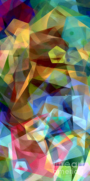 Digital Art - Complicated Sunset by Rafael Salazar