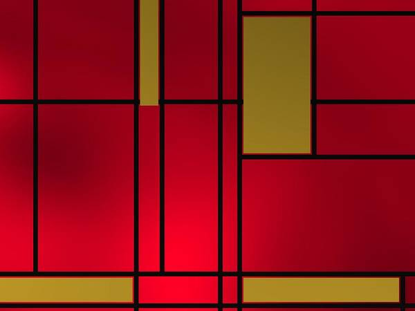 Digital Art - Composition 14 by Alberto RuiZ