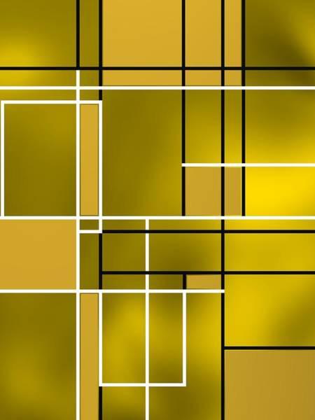 Digital Art - Composition 12 by Alberto RuiZ