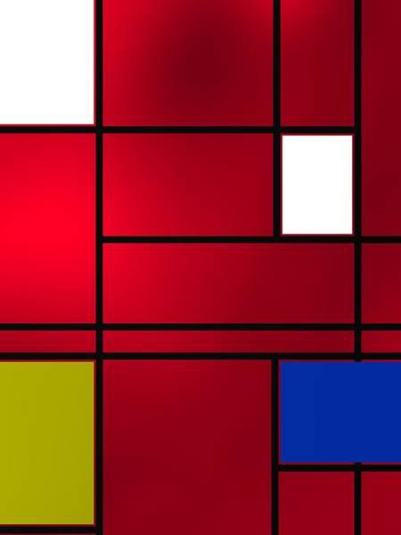 Digital Art - Composition 6 by Alberto RuiZ