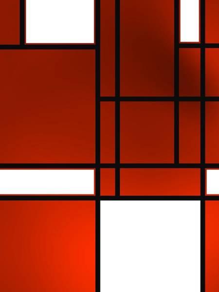 Digital Art - Composition 9 by Alberto RuiZ