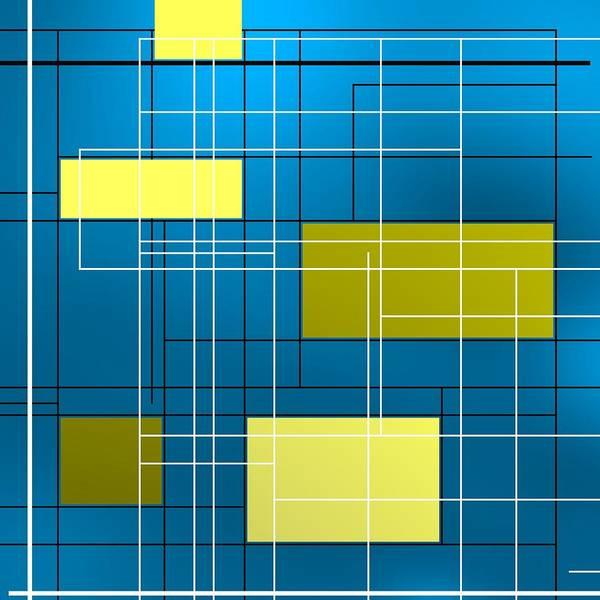 Digital Art - Composition M by Alberto RuiZ