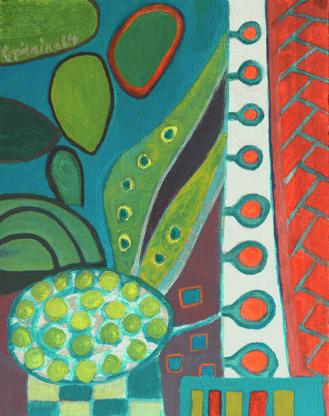 Similar Painting - Composition With Large Egg On A Table  by Heidi Capitaine