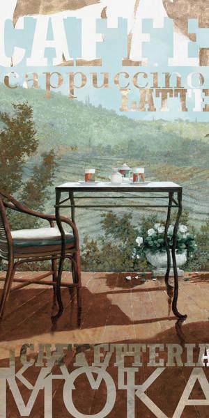 Balconies Wall Art - Painting - Composizione Da Colazione by Guido Borelli
