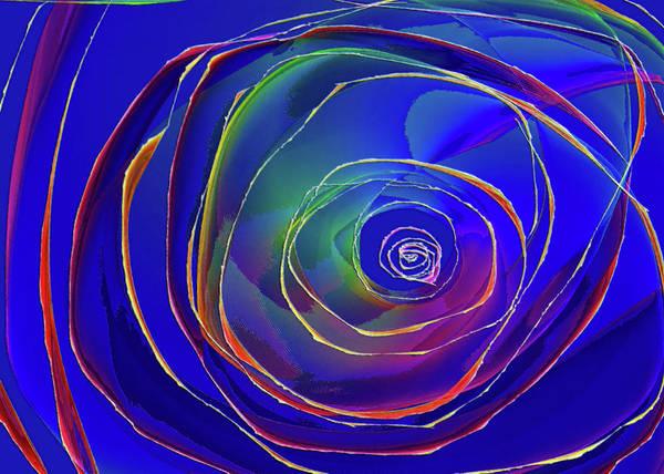 Digital Art - Concentric by Alexis Baranek