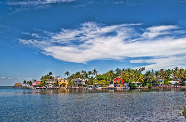 Photograph - Conch Key Island by Ginger Wakem