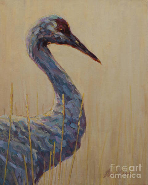 Painting - Conciliator by Patricia A Griffin