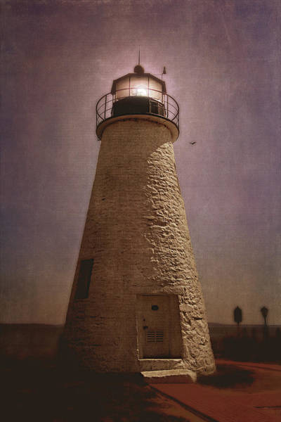 Photograph - Concord Point Lighthouse  by Trina  Ansel