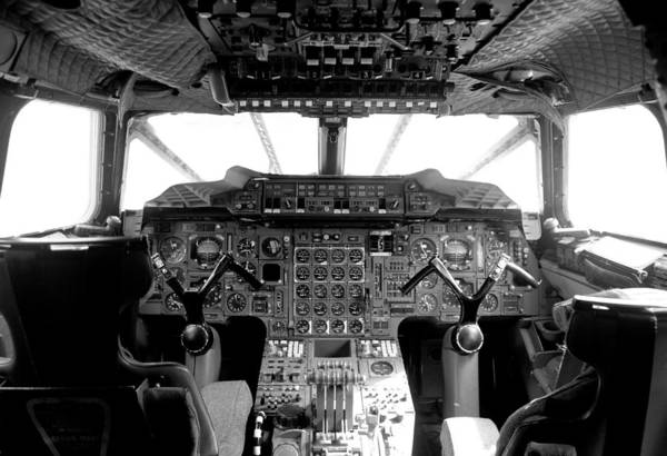 Wall Art - Photograph - Concorde Cockpit by Patrick  Flynn