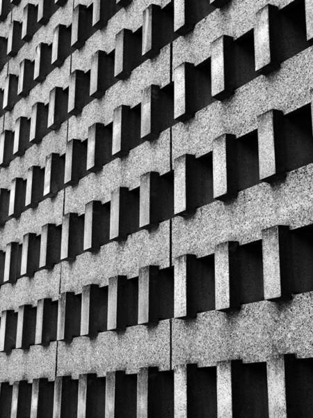 Wall Art - Photograph - Concrete Weave by Alan Todd