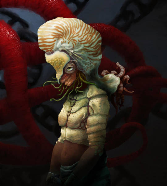 Judgement Wall Art - Digital Art - Condemnation Of The Nautilus by Ethan Harris