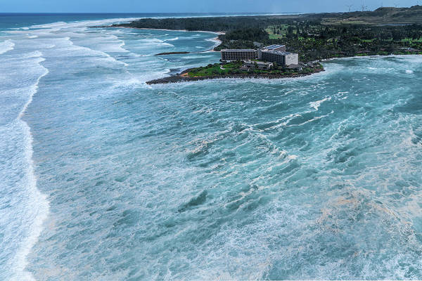 Wall Art - Photograph - Condition Black - Turtle Bay by Sean Davey
