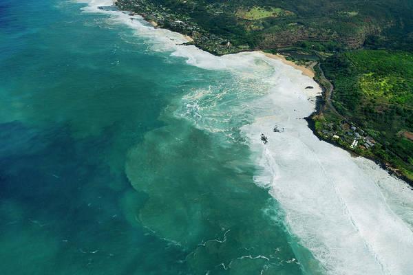 Wall Art - Photograph - Condition Black - Waimea Bay by Sean Davey
