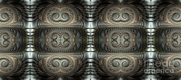 Wall Art - Digital Art - Conduit by John Edwards