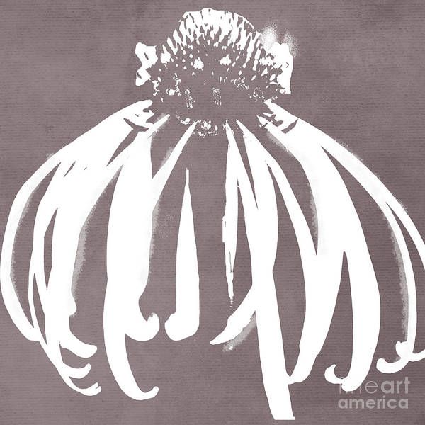 Wall Art - Painting - Cone Flower by Mindy Sommers
