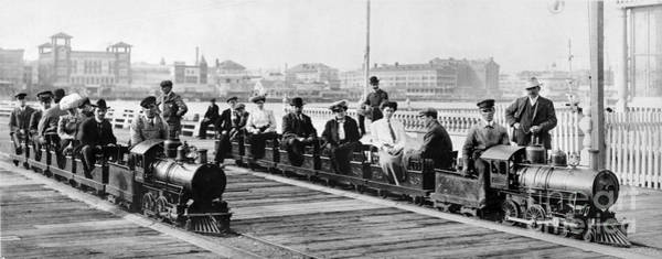 Photograph - Coney Island, C1903 by Granger