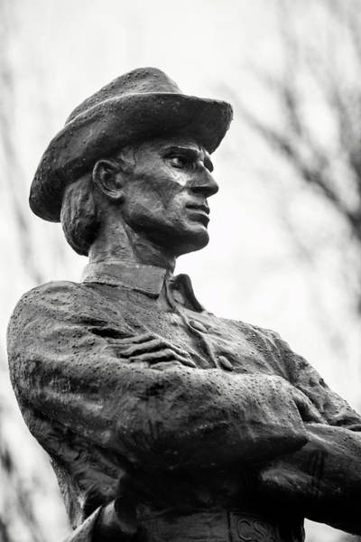 Photograph - Confederate Monument by Don Johnson