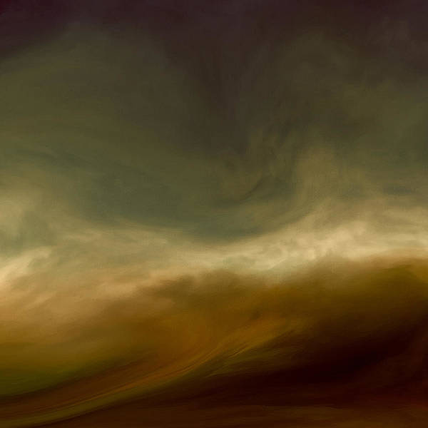 Bailey Digital Art - Conflicting Storms by Lonnie Christopher