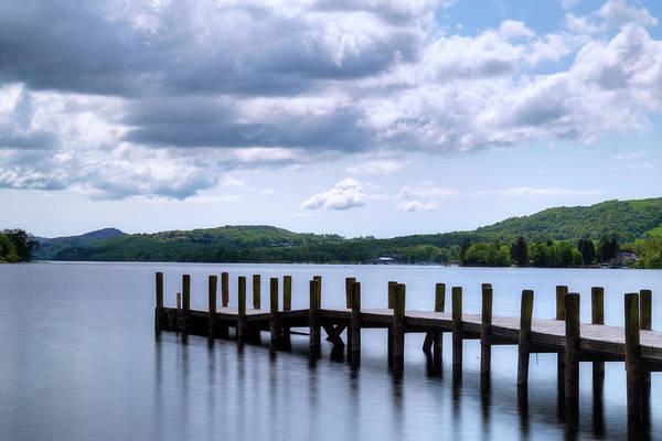 Berge Wall Art - Photograph - Coniston Water - Lake District by Joana Kruse