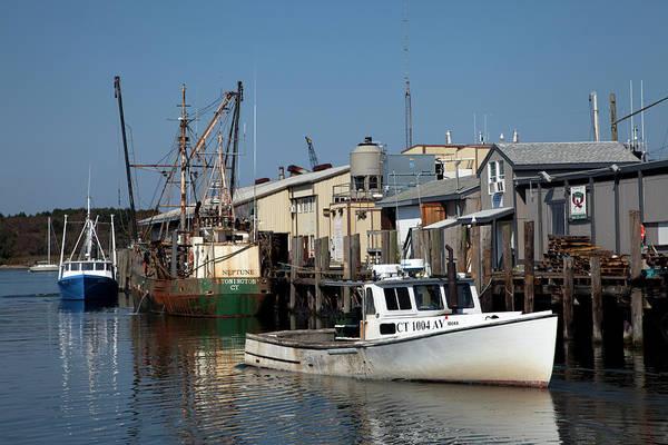 Photograph - Connecticut Harbor Long Island Sound by Carol Highsmith