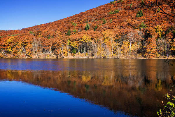 Photograph - Connecticut River Autumn by Tom Singleton