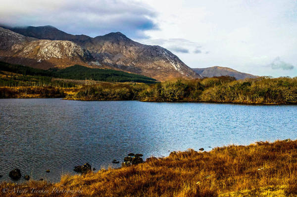 Peet Photograph - Connemara Ireland by Misty Tienken