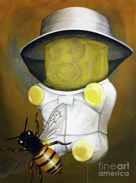 Gummy Bear Painting - Conservator by Derek Smith